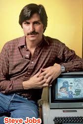Steve Jobs Apple II